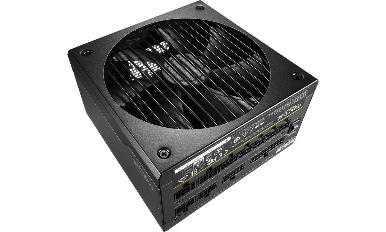 Zasilacz komputerowy Fractal Design Ion 660W 80 Plus Platinum FD-PSU-IONP-660P-BK-EU