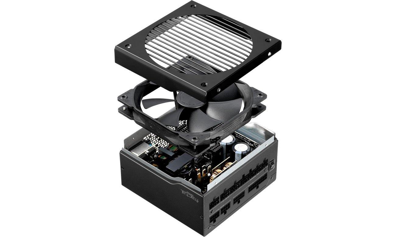 Fractal Design Ion+ 760W - Chłodzenie