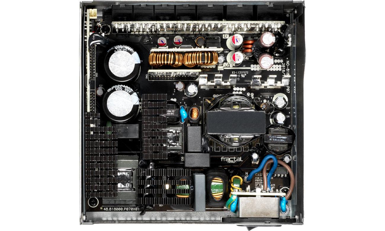 Fractal Design Ion+ 760W - Podzespoły