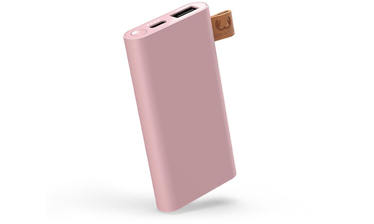 Power Bank Fresh 'n Rebel 12000 mAh Dusty Pink