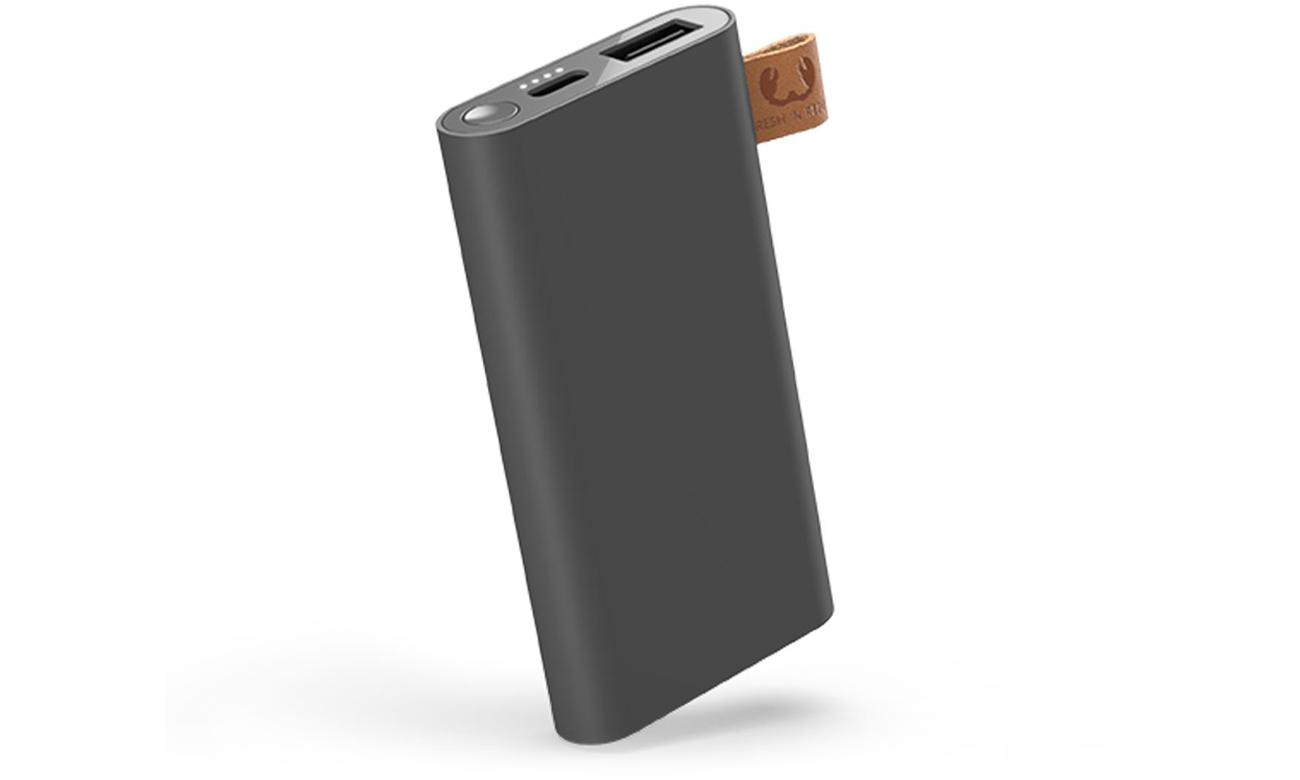 Power Bank Fresh 'n Rebel 12000 mAh Storm Grey