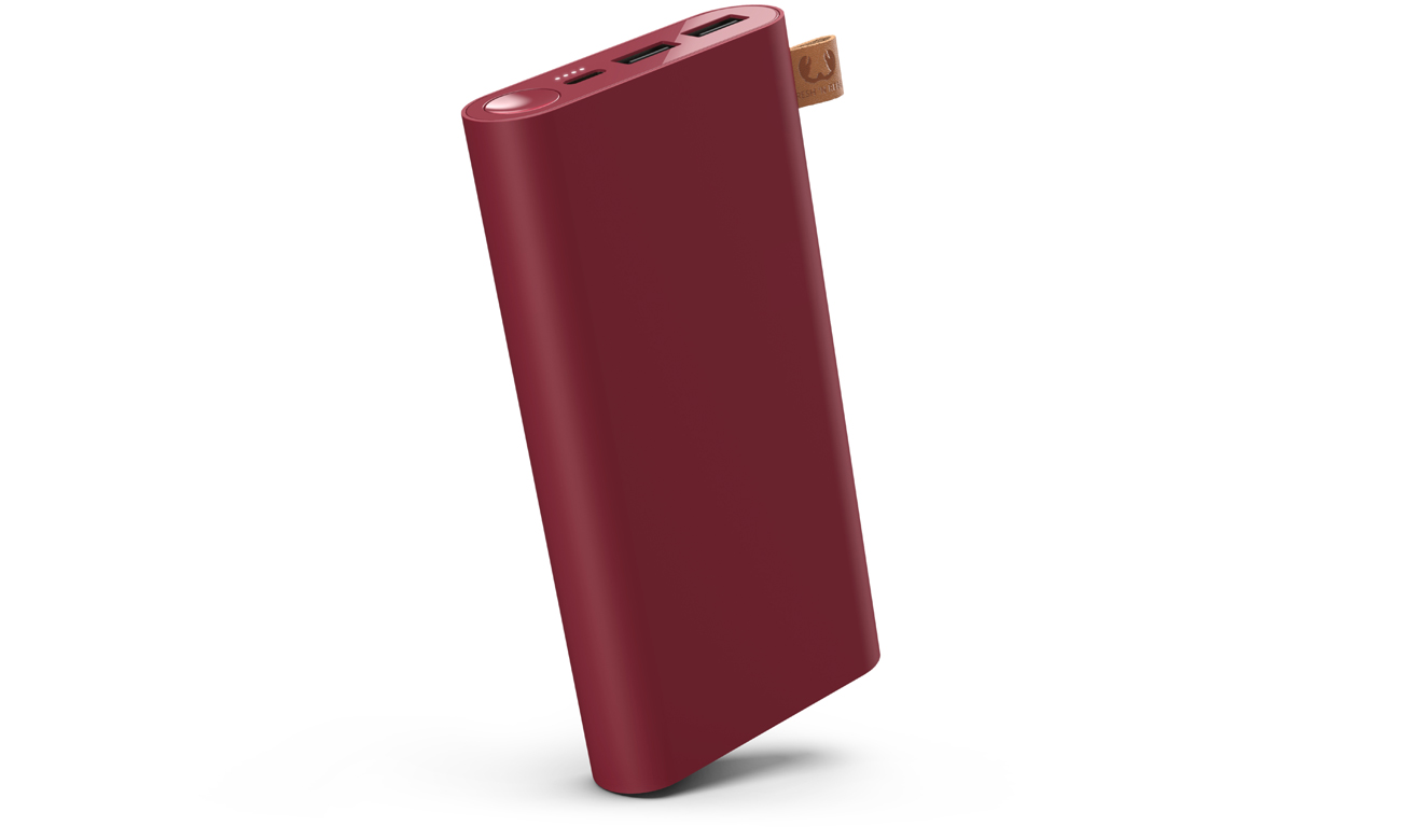 Power Bank Fresh 'n Rebel 18000 mAh Ruby Red