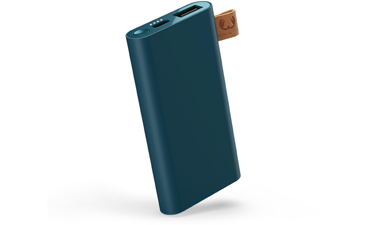 Power Bank Fresh 'n Rebel 6000 mAh Petrol Blue