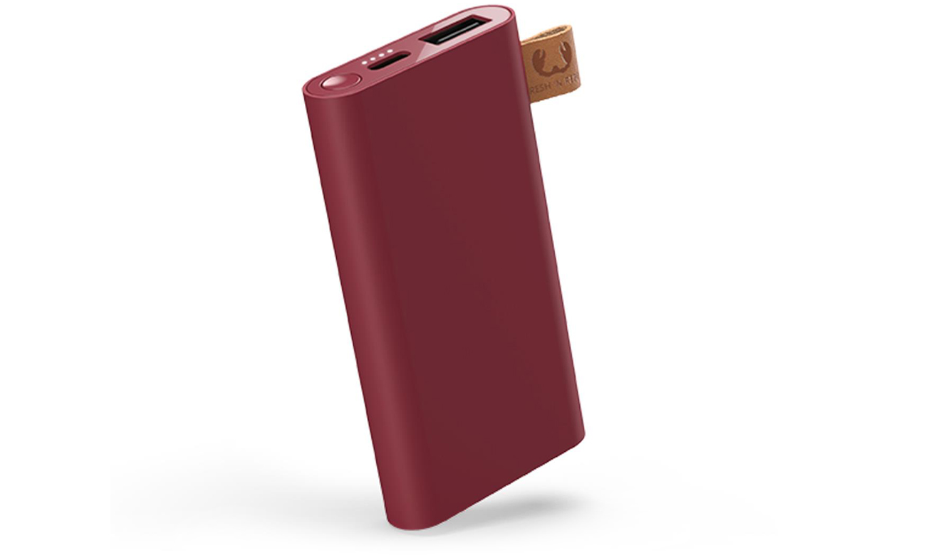 Power Bank Fresh 'n Rebel 6000 mAh Ruby Red