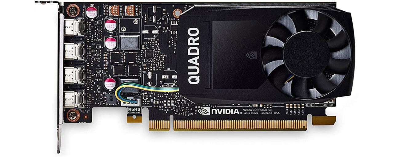 Fujitsu NVIDIA Quadro P2200 5GB