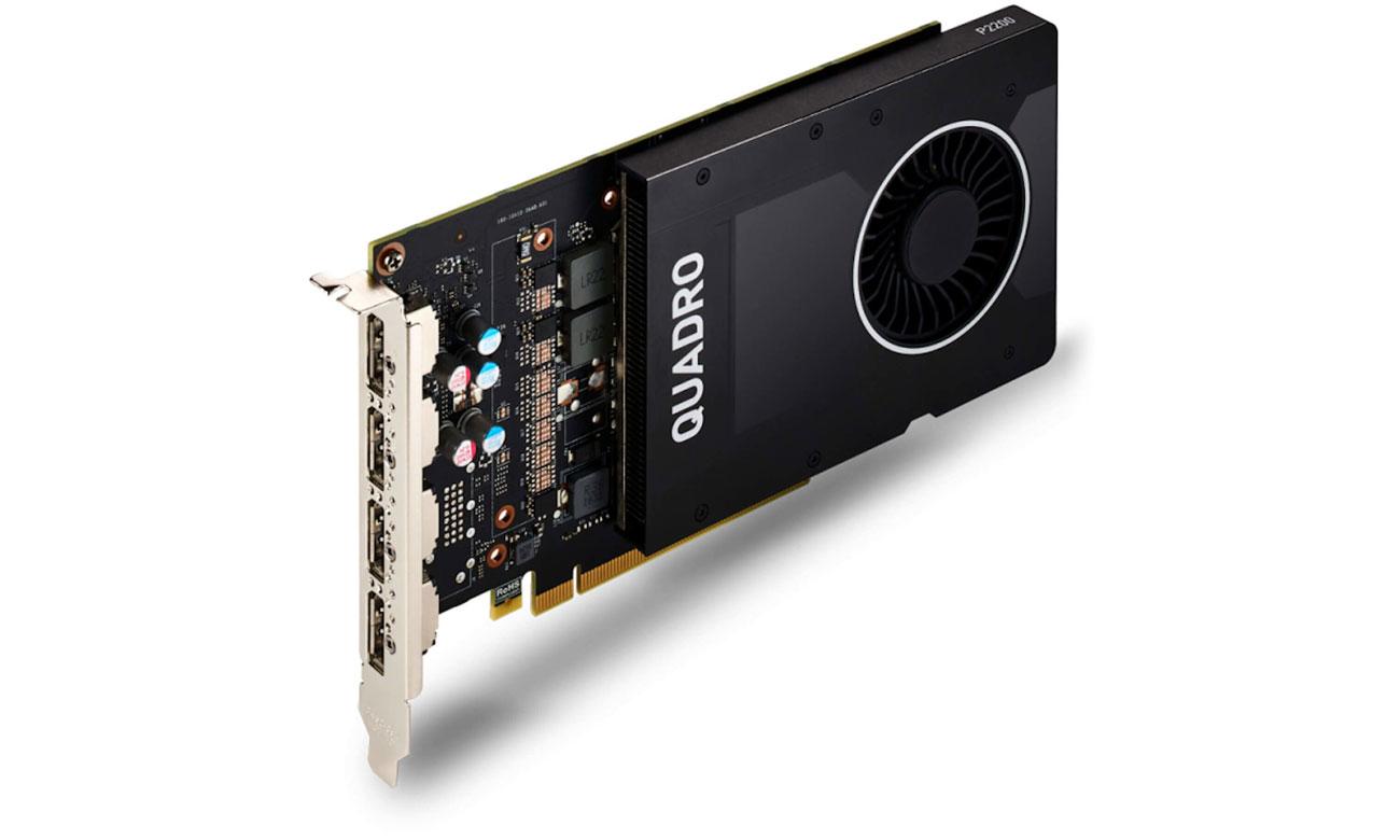 Karta graficzna NVIDIA Fujitsu NVIDIA Quadro P2200 5GB S26361-F2222-L205