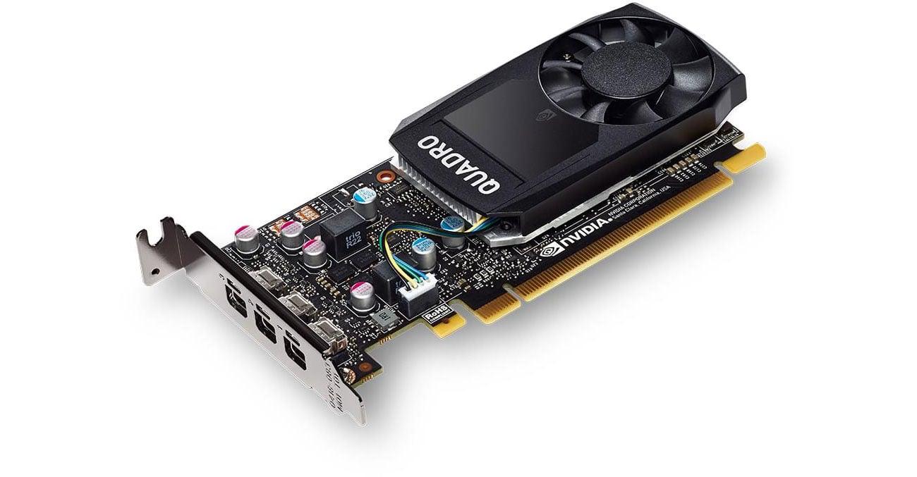 Karta graficzna NVIDIA Fujitsu NVIDIA Quadro P400 2GB S26361-F2222-L44