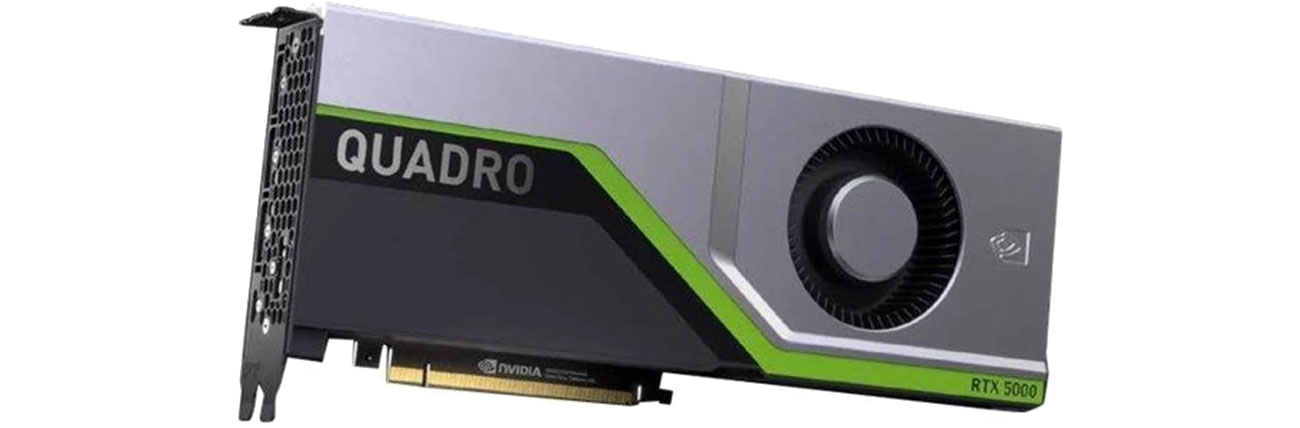 Karta graficzna NVIDIA Fujitsu NVIDIA Quadro RTX 5000 16GB S26361-F2222-L505
