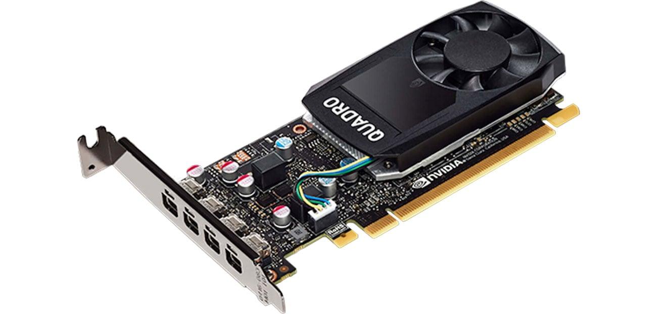 Karta graficzna NVIDIA Fujitsu NVIDIA Quadro P620 2GB S26361-F2222-L965