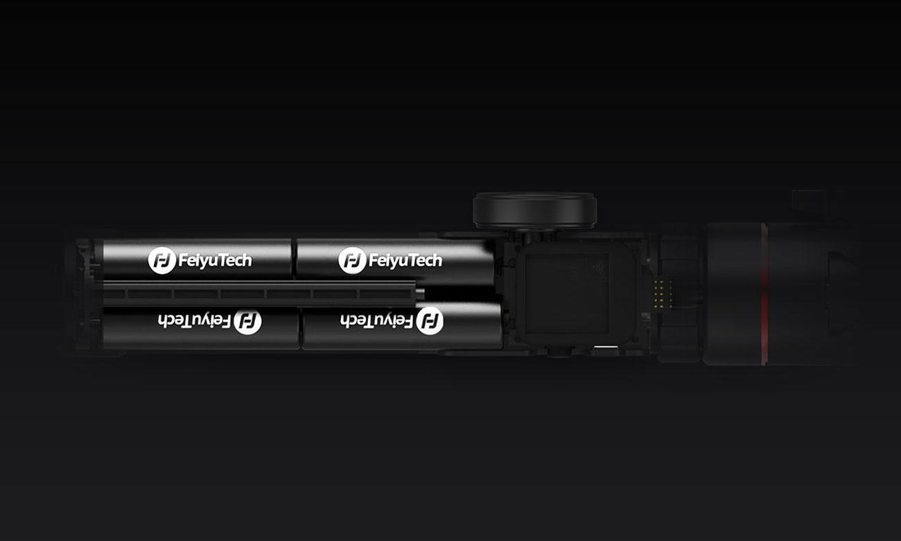FeiyuTech AK2000 Bateria