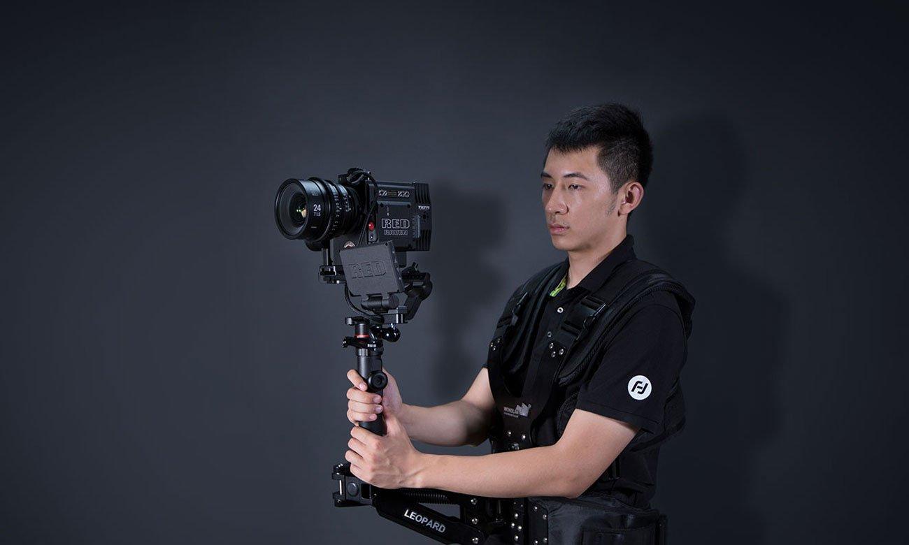 FeiyuTech AK2000 - Stabilizacja