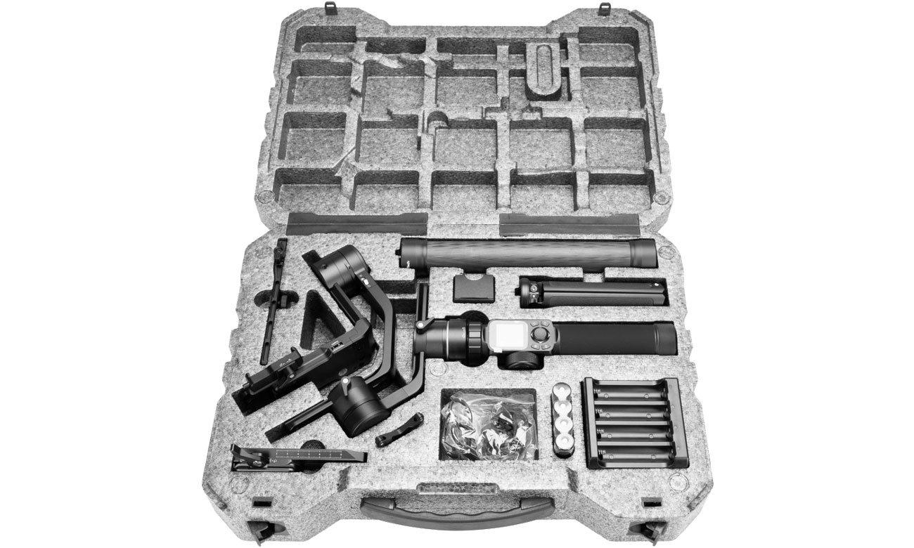 Feiyu-Tech AK4500 Standard Kit - Zawartość zestawu
