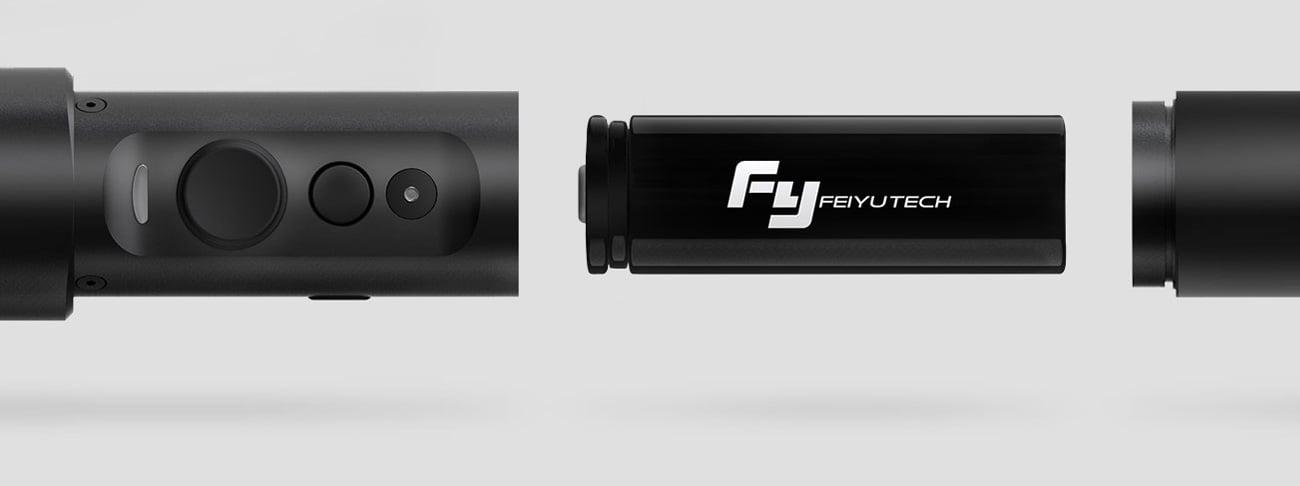 FeiyuTech G5 Bateria
