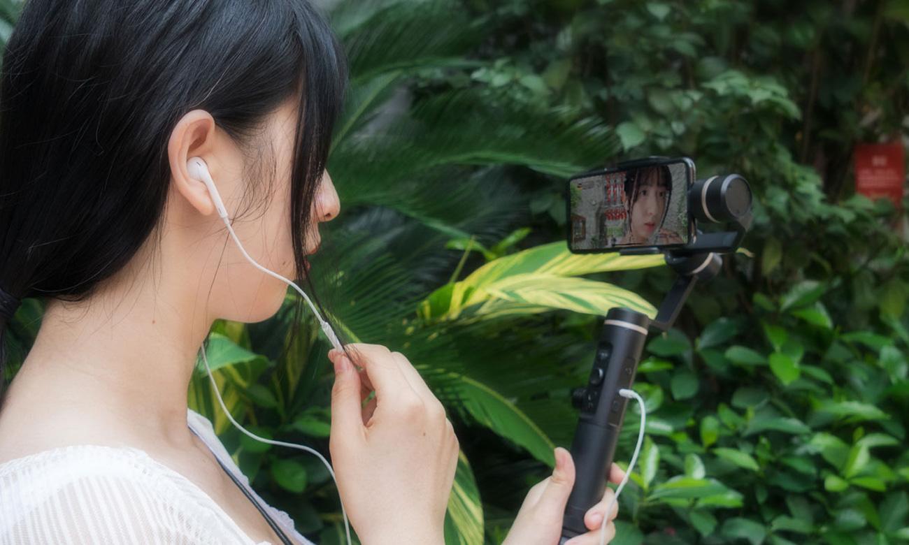 Feiyu-Tech SPG 2 Wyświetlacz OLED