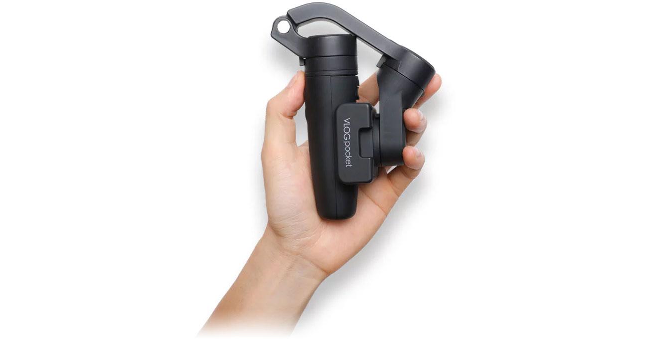 Feiyu-Tech VLOG pocket - Kompaktowy rozmiar