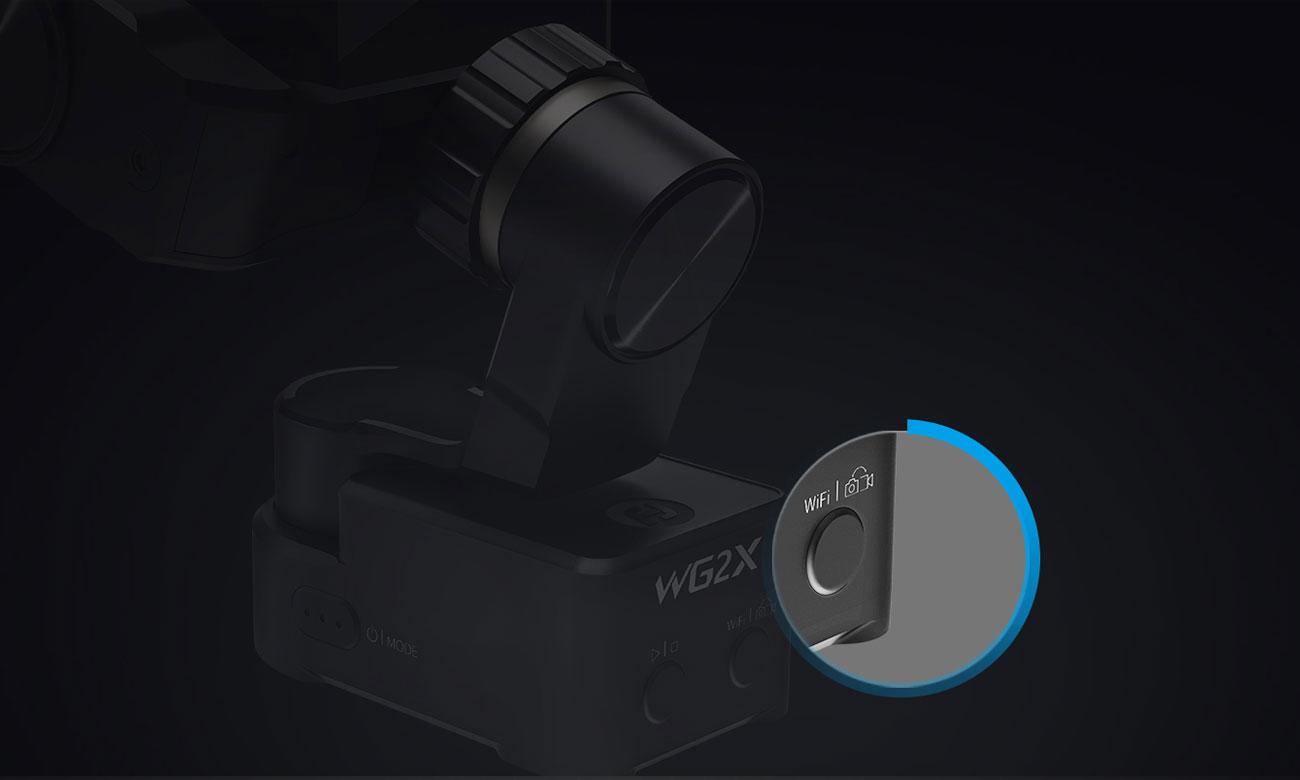 Feiyu-Tech WG2X Łączność bezprzewodowa