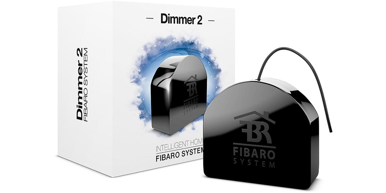 Inteligentny sterownik Fibaro Dimmer 2 FGD-212 ZW5
