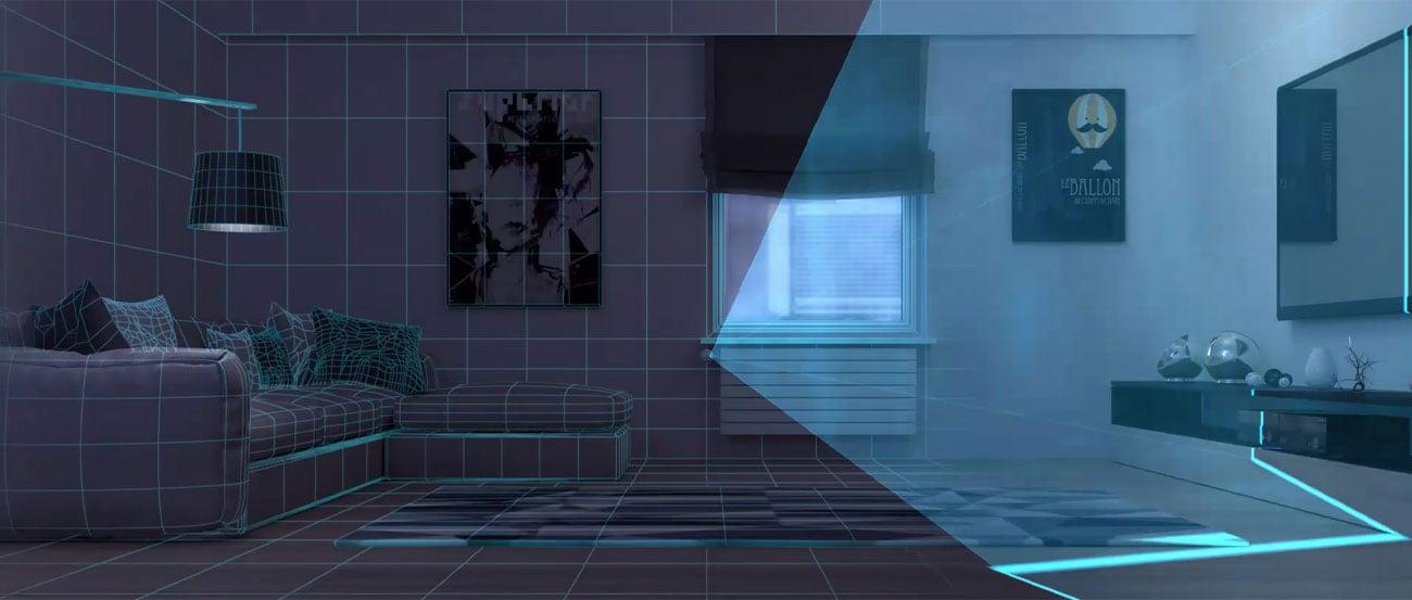 Fibaro Heat Controller Rozpoznanie pomieszczenia