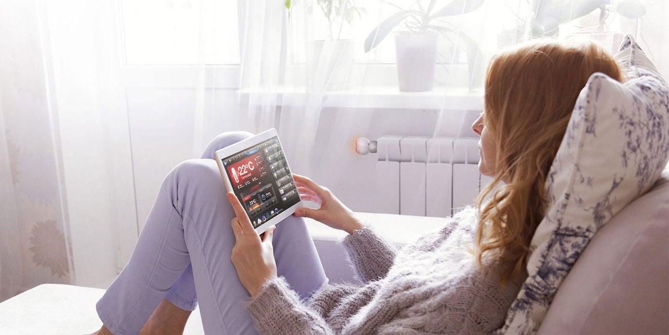 Fibaro Heat Controller Aplikacja mobilna