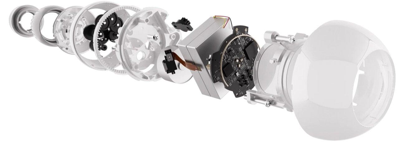 Fibaro Heat Controller Technologie, wnętrze