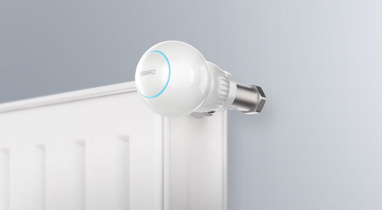 Fibaro Heat Controller