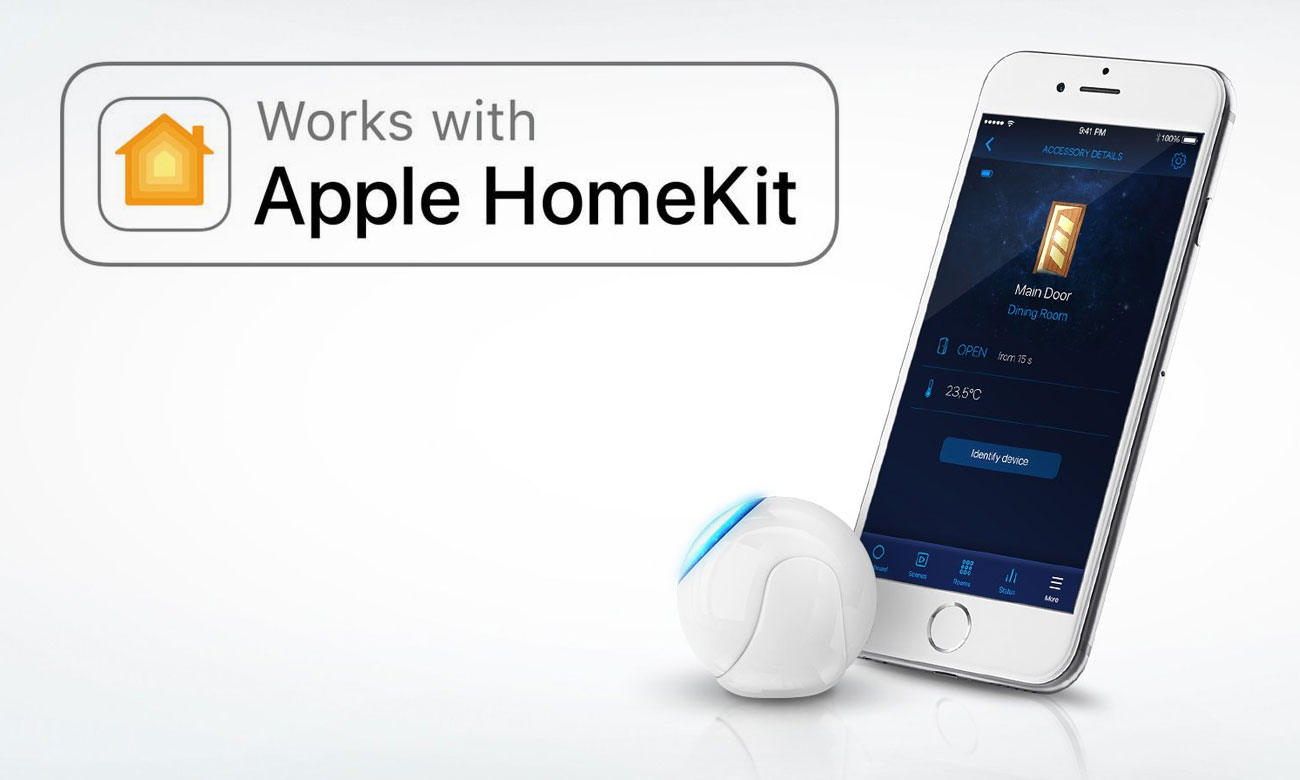 Fibaro Motion Sensor Zgodny z Apple HomeKit