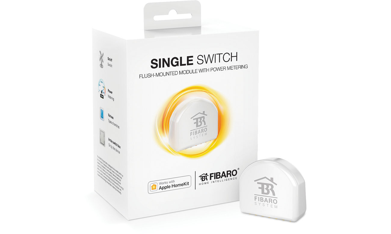 Fibaro Single Switch (HomeKit) FGBHS-213