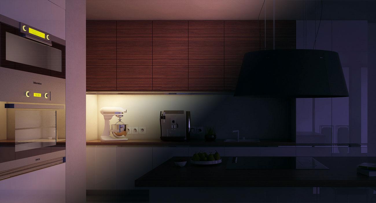 Fibaro Single Switch Zarządzanie oświetleniem