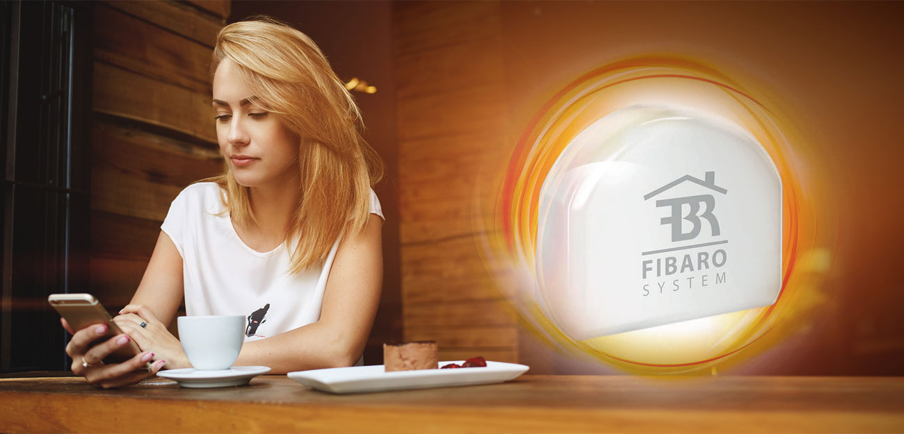 Fibaro Single Switch Wygoda