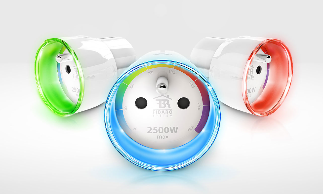 Fibaro Wall Plug Design