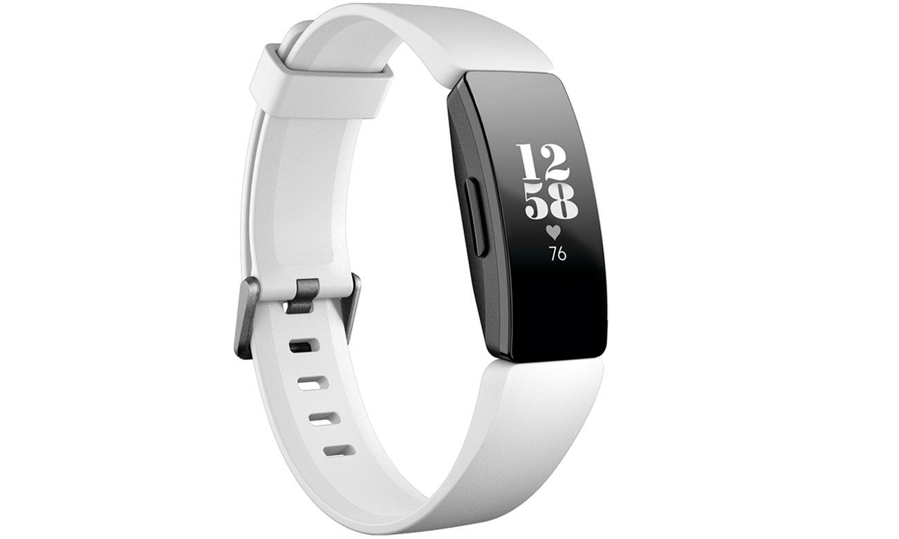 Opaska sportowa Fitbit Inspire HR biała
