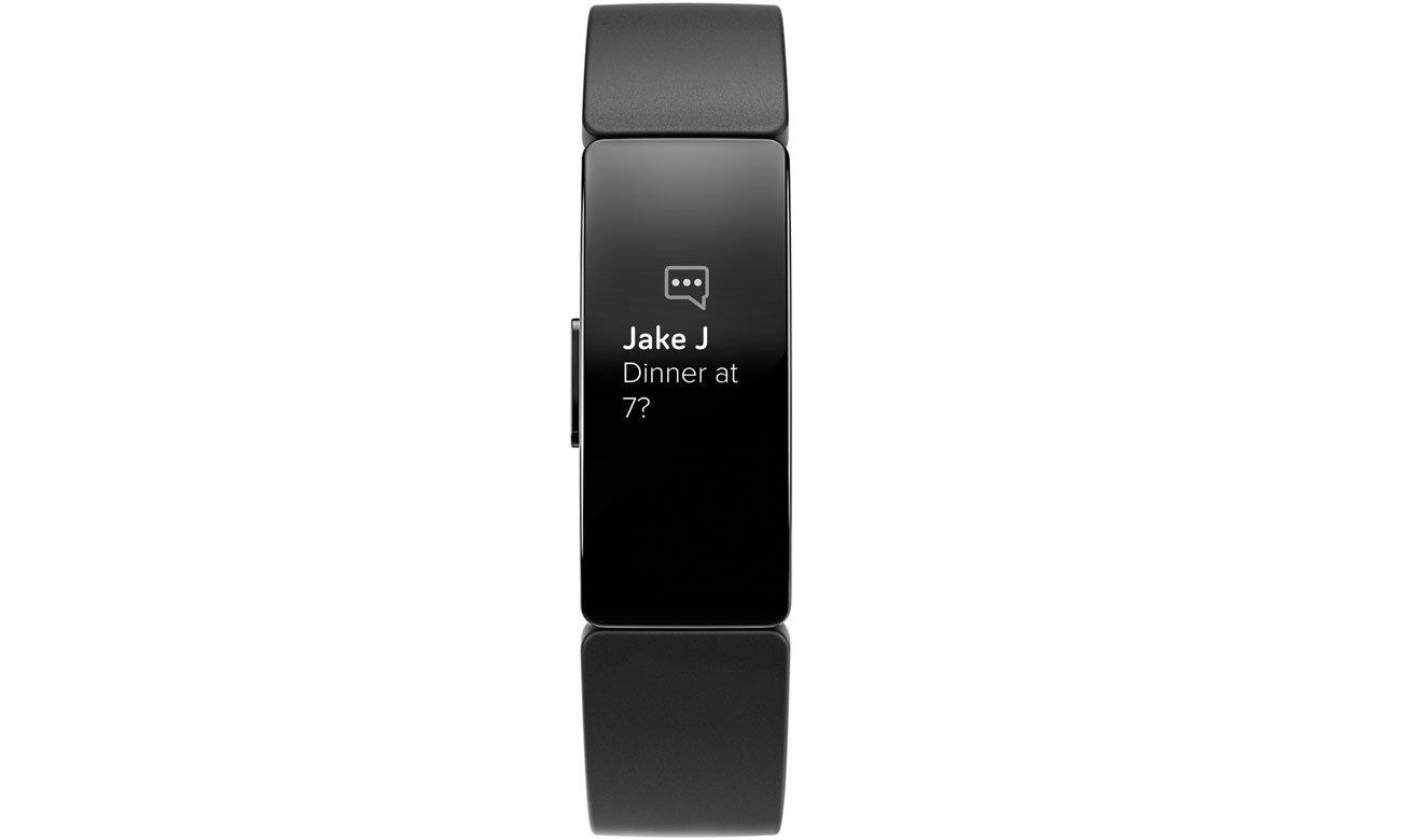 Opaska sportowa Fitbit Inspire czarna