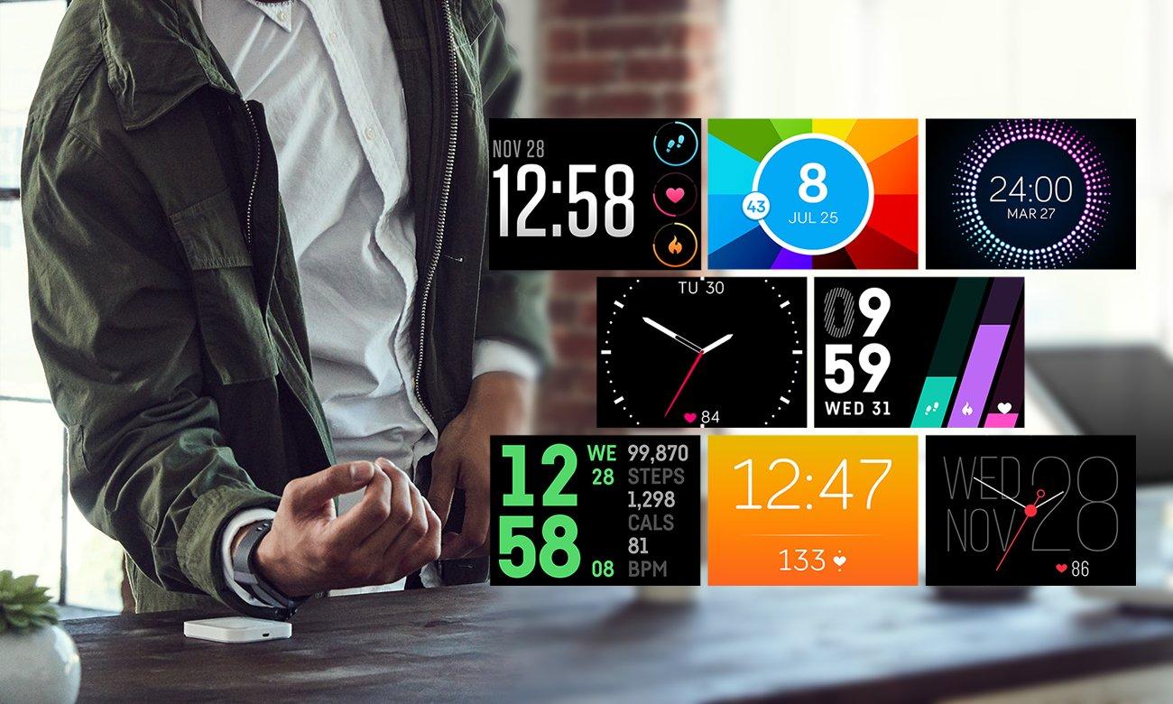 Fitbit Ionic HR Praktyczne rozwiązania do życia codziennego