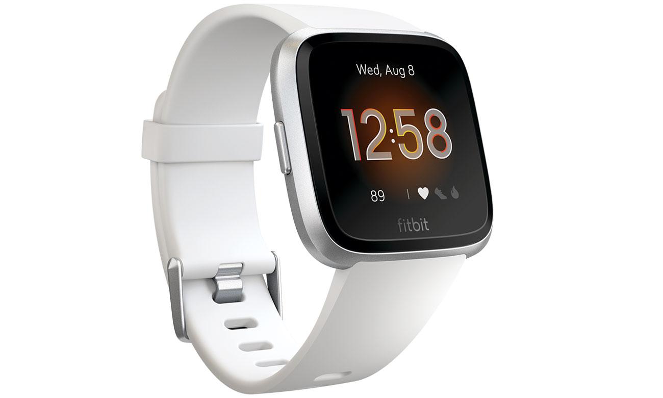 Zegarek sportowy Fitbit Versa Lite Edition biały