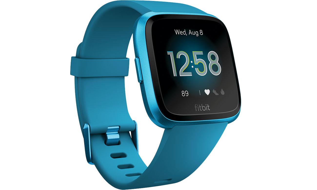 Zegarek sportowy Fitbit Versa Lite Edition niebieski