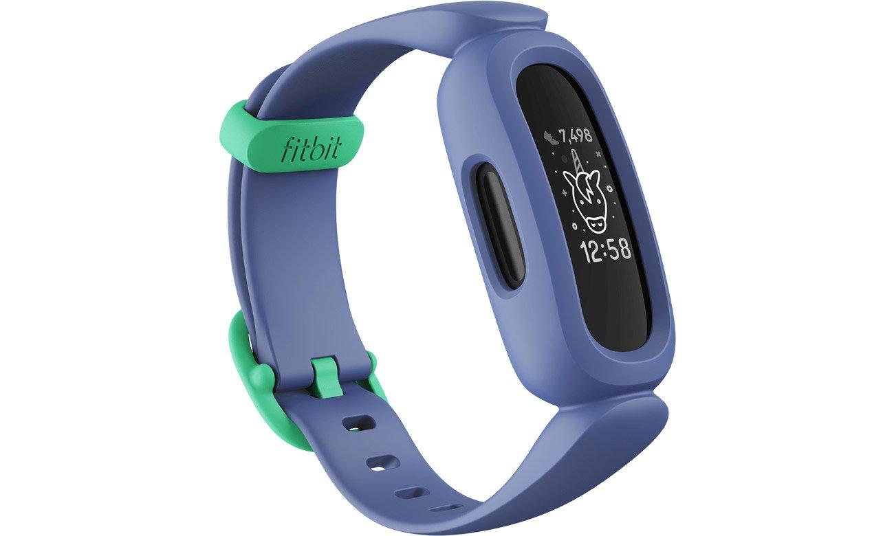 Opaska sportowa dla dzieci Fitbit Ace 3 Niebieska