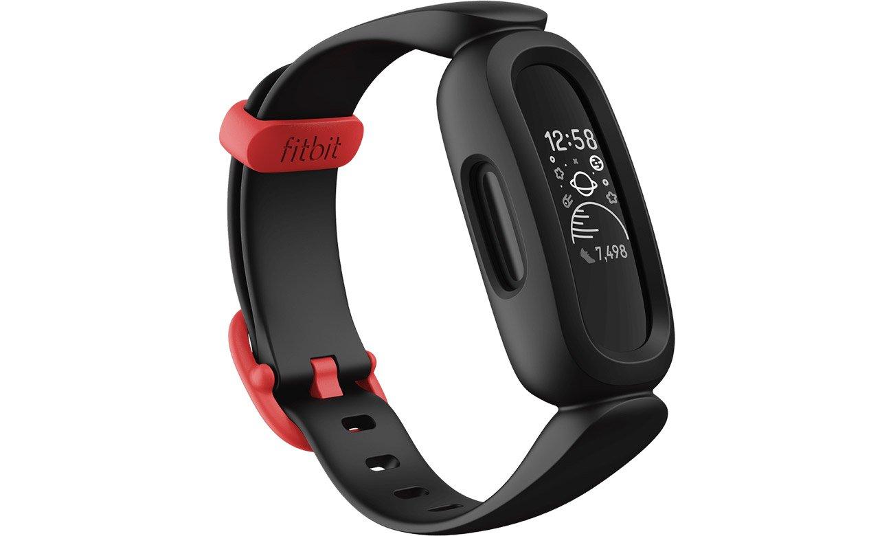 Opaska sportowa dla dzieci Fitbit Ace 3 Czarna