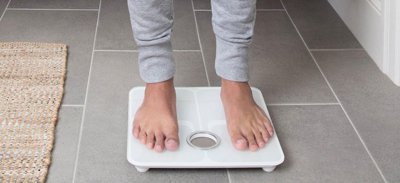 Pomiar wagi, masy i tkanki tłuszczowej