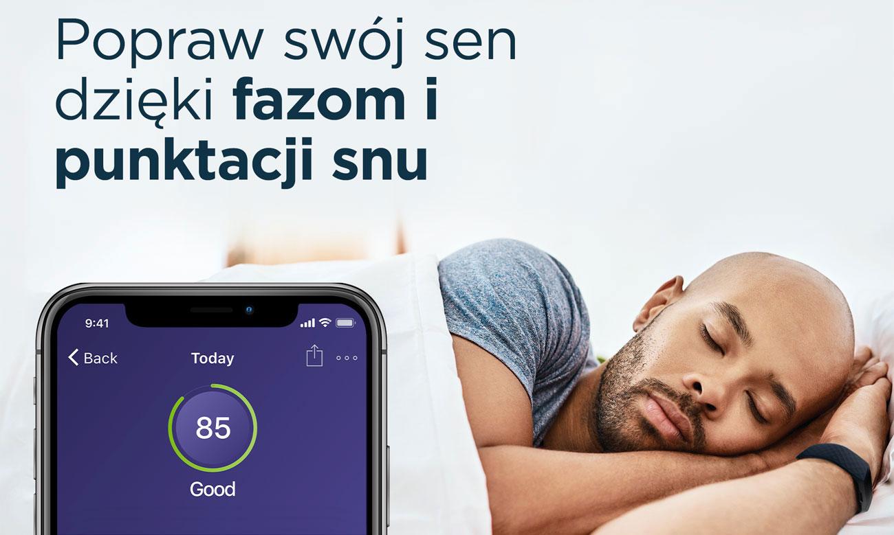 Śledzenie czasu i jakości snu