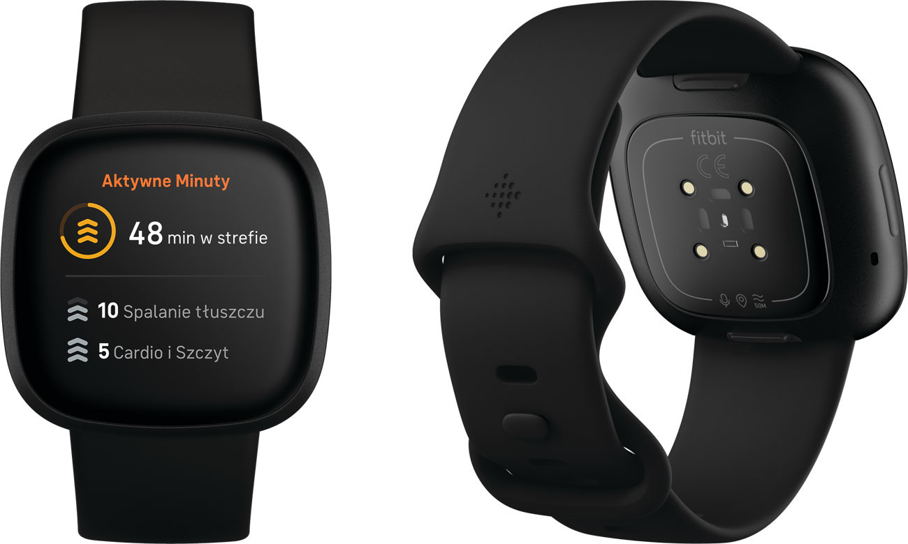 Aplikacja Fitbit