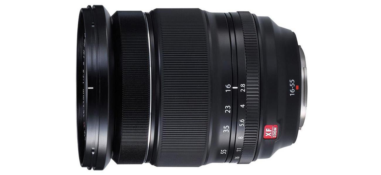 Obiektyw Fujifilm Fujinon XF 16-55mm f/2,8R