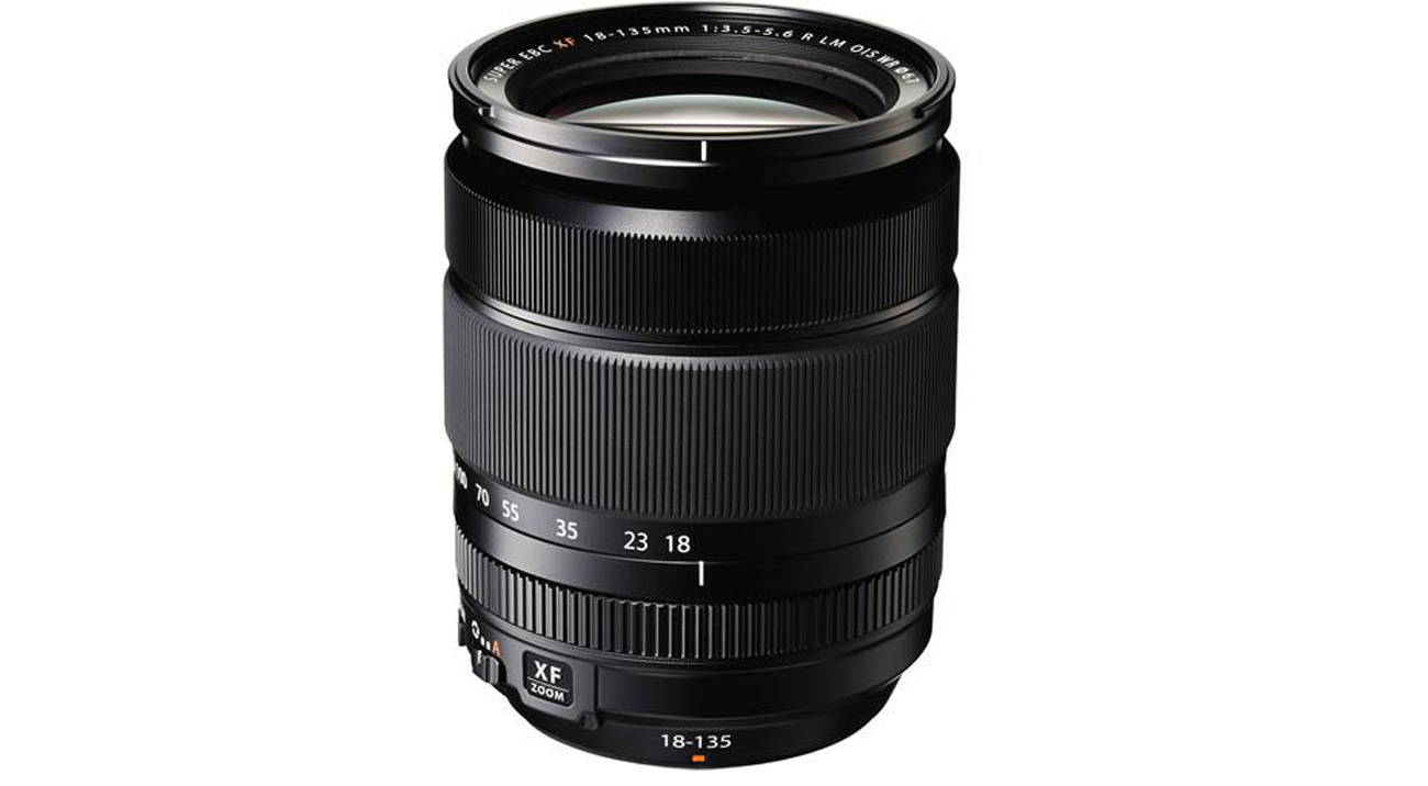 Obiektyw Fujifilm Fujinon XF 18-135mm f/3.5-5.6 R OIS WR