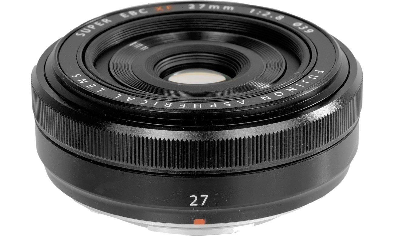 Obiektyw Fujifilm Fujinon XF 27mm f/2.8