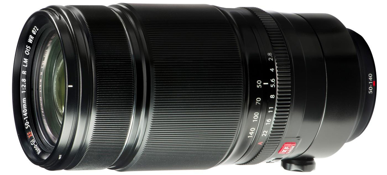 Obiektyw zmiennoogniskowy Fujifilm Fujinon XF 50-140mm f/2.8 FOTFUJOB036