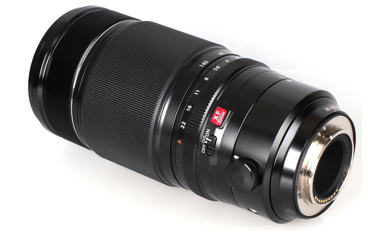 Obiektyw Fujinon XF 50-140mm f/2.8