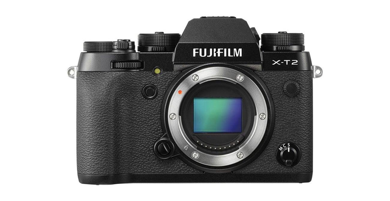 Bezlusterkowiec Fujifilm X-T2 body czarny