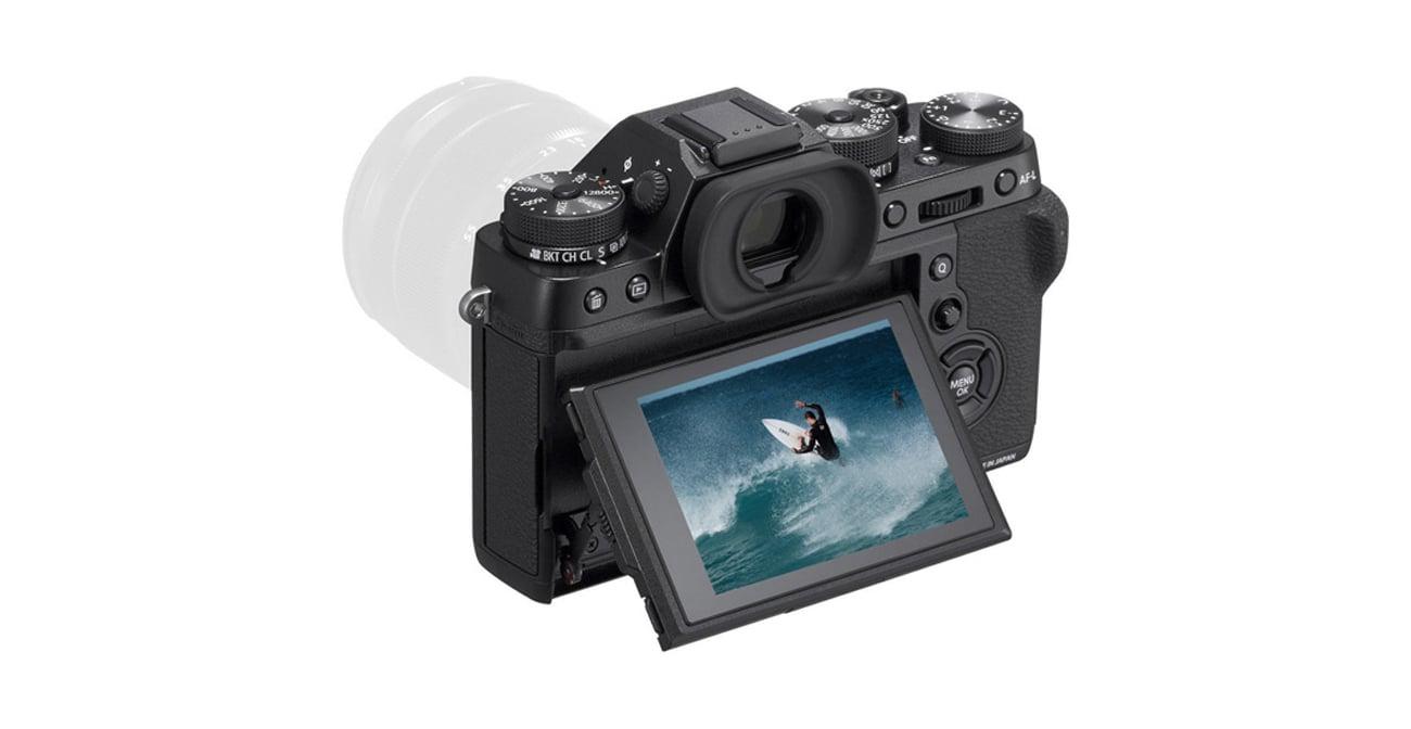 Bezlusterkowiec Fujifilm X-T2 body odchylany ekran