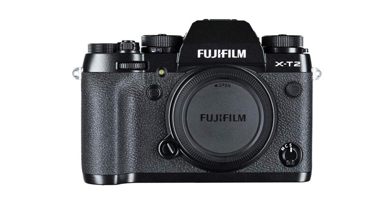 Aparat bezlusterkowy Fujifilm X-T2 body