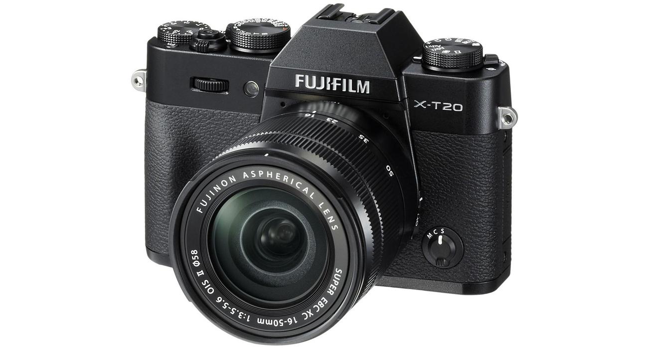 Fujifilm X-T20 16-50 mm