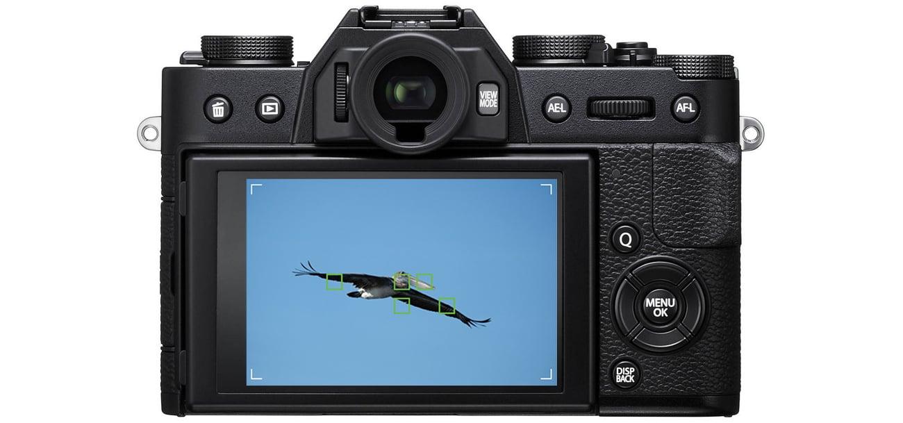 Fujifilm X-T20 Wizjer